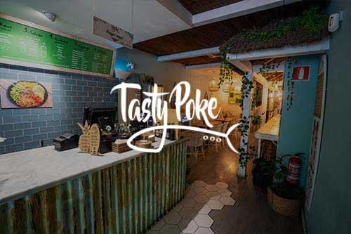 Tasty Poke Bar Majadahonda