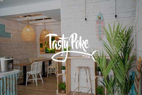 Tasty Poke Bar Orense